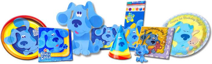 Blues Clues Room Banner