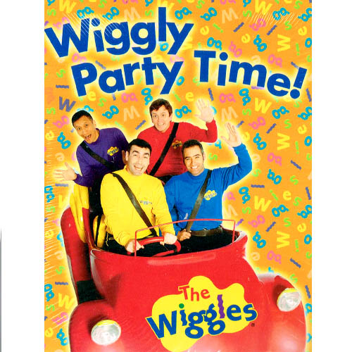 wiggles invitations w   env   8ct