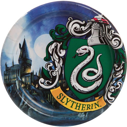 Harry Potter Hogwarts Houses Slytherin Small Paper