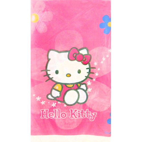 Hello kitty 39 pastel 39 paper table cover 1ct for Table exterieur hello kitty