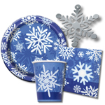 Snowflake Party Supplies
