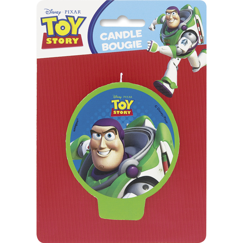 Toy Story Cake Candle 1ct